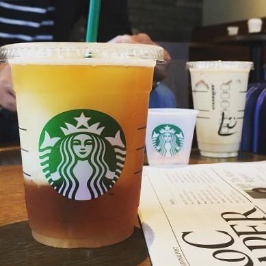 スターバックスコーヒー 表参道B-SIDE店 限定ビバレッジ