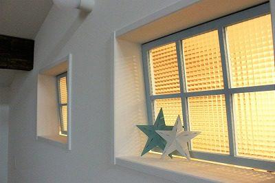 四万十市右山元町に完成した平屋風のお家。個室の内窓がかわいい♪